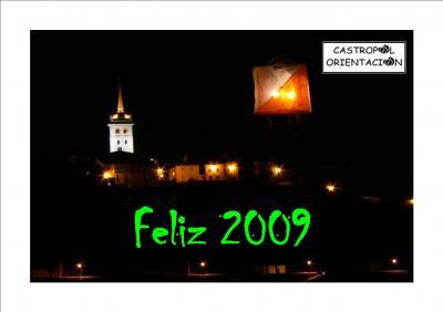 FELIZ ORIENTACIÓN 2009