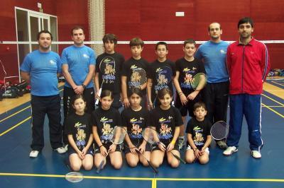 SELECCIÓN ASTURIANA SBC 08/09